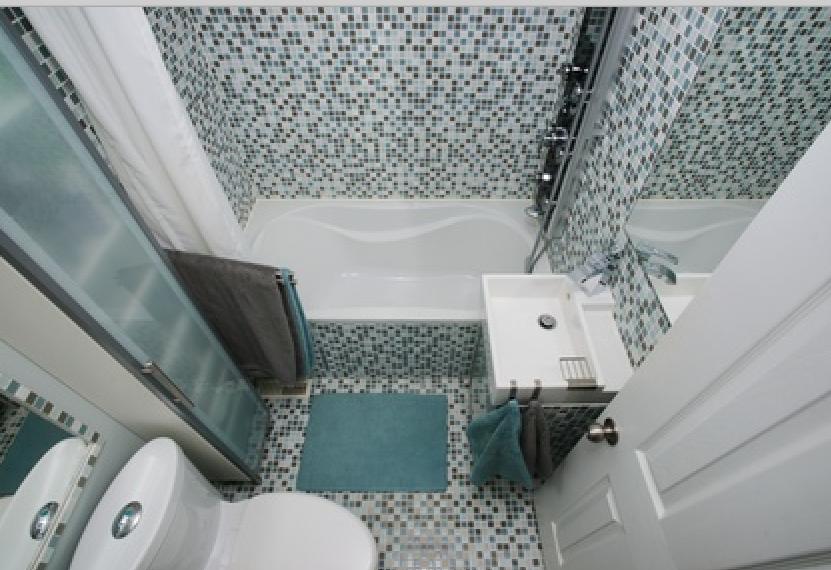 Gode råd ved lille badeværelse