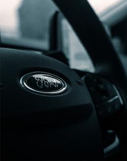 Ford bil